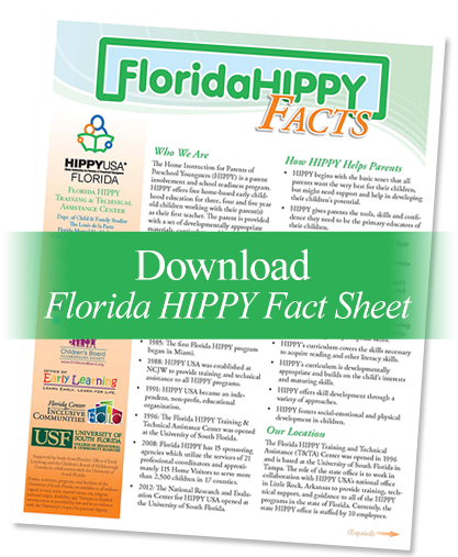 Download Florida HIPPY Fact Sheet